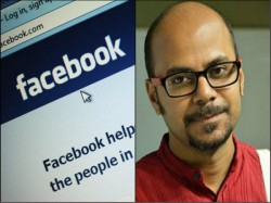 The Poetry Poet Srijato Abhishap Removed From Face Book