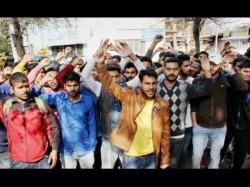 Workers Haldia Progressive Protest Stop Work Demanding Higher Wages