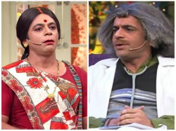 Sunil Grover Aka Mashoor Gulati Is Back But Is It On The Kapil Sharma Show