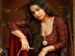 Vidya Balan S Badass Look The First Poster Begum Jaan Is Bewitching