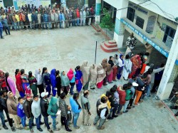 Up Election 2017 Sixth Phase Polling 49 Assembly Seats