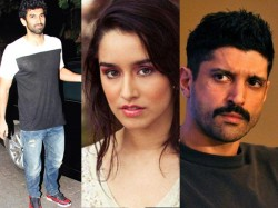 Farhan Akhtar Aditya Roy Kapur Ugly Fight At Party For Shraddha Kapoor