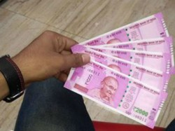 Bsf Seizes Fake Notes Worth Rs 7 Lacs Denominations Rs 2 000 Malda West Bengal