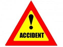 Trinamool Mp Escapes Accident