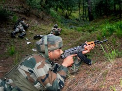 Army Foils Infiltration Bid Along Loc Keran Sector Four Terrrorist Killed