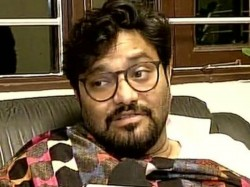 Bjp Minister Babul Supriyo Trolled Sharing Picture Inaugurated Bus Stan Which Is Under Construction