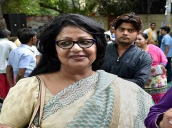 Barkha Shukla Singh Who Said Rahul Gandhi Unfit Lead Congress Expelled
