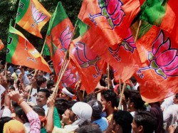 Bjp Marched Big Rally Demanding Dismissal Tmc Ministers Mps