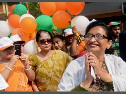 Contai South By Election Chandrima Win Bjp In Second Place