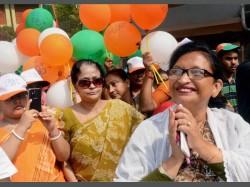Mamata Banerjee Induct Chandrima Bhattacharya State Cabinet