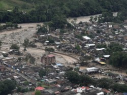 Colombia Landslides Over 200 Die Putumayo Floods