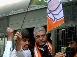 Kailash Vijayvargiya Challenges Mamata Banerjee Arrest Dilip Ghosh And See What Happens