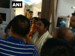 Tmc Rs Mp Dola Sen Delays Air India Flight By 30 Minute After Refusing To Abide Security Protocol