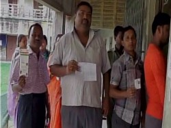 South Kanthi Assembly Bypoll Going On Midnapore