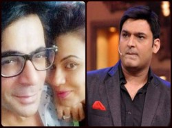 Kapil Sharma S Ex Girlfriend Preeti Simoes Ditches Him Sunil Grover