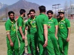 Kashmiri Cricketers Detained After Wearing Pakistan Jersey