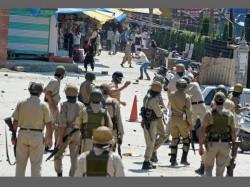 Use Plastic Bullets Chilli Filled Shells Kashmir Pellet Guns Mha
