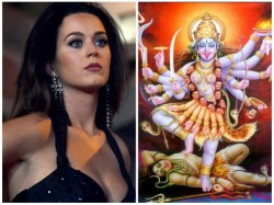 Katy Perry Posts Picture Of Goddess Kali That Creates Controversy