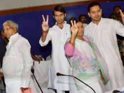 My Sons Can T Die Poverty Lalu On Alleged 500 Crore Land Scam