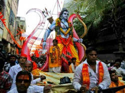 Ramanavami Will The Politics Bengal Float Religious Sentimet