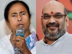 Battle Between Mamata Banerjee Amit Shah At North Bengal Today