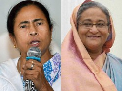 Mamata Banerjee Is Going Delhi President S Invitation Attend Dinner Sheikh Hasina