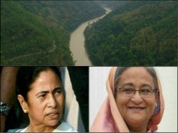 Love Bangladesh But Bengal First Mamata Banerjee Sticks Teesta Stand