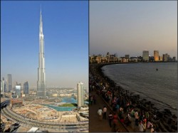 Mumbai Get Building Taller Than Burj Khalifa Road Bigger Than Marine Drive