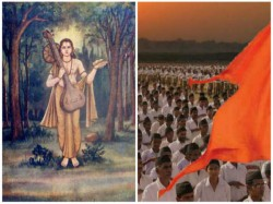 Rss To Celebrate Narad Jayanti In West Bengal