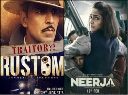 Nationalfilmawards Best Hindi Film Neerja Best Actor Akshay Kumar Rustom