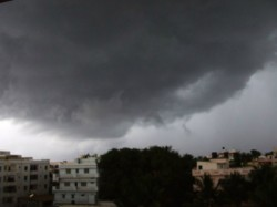 Weather Office Forecast Today Rain With Wind Four Districts Of South Bengal