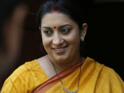 Smriti Irani Takes On Mamata Banerjee With Jab On Triple Talaq
