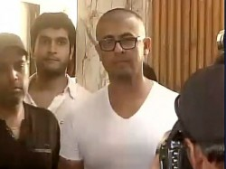 Sonu Nigam Gets His Head Shaved After A Fatwa Was Issued Announcing 10 Lakhs
