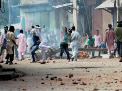 Shoot Stone Pelters Suggests Jammu Kashmir Minister