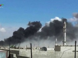 Us Attacks Syrian Air Base With Cruise Missiles