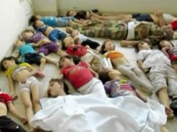 Syrian Gas Attack At Least 100 Dead 400 Injured