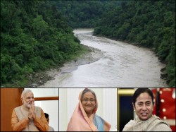 The Teesta River Dispute Between India Bangladesh Explained