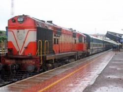 Goods Train Derail At Jakpur Near Kharagpur West Bengal
