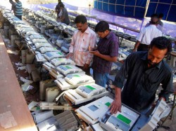 Mcd Elections Results New Delhi Civic Poll Verdict Today