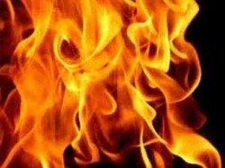 A Worker Was Died Burst Gas Cylinder Fire Jadavpur Restaurant
