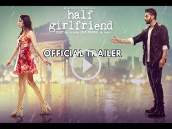 Half Girlfriend Trailer Shraddha Kapoor Arjun Kapoor A Complicated Love Story