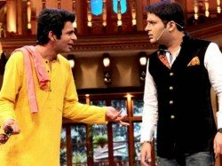 Will Sunil Grover Take Sony S No Interaction With Kapil Clause To Come Back