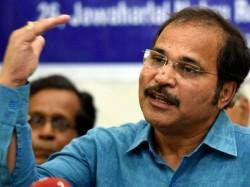 Adhir Chowdhury Denies The News Join Bjp