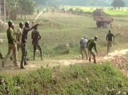 Agitation Continues At Bhangar Police Fails Enter