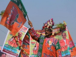 Bjp Claims Huge Mass Gathering Their Lalabazar Rally On Thursday