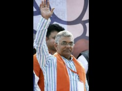 Bjp S Dilip Ghosh Demand Central Force Raiganj Municipality Election