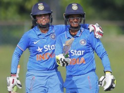 Deepti Sharma Is Now Second Highest Run Getter Single Odi Match In The World