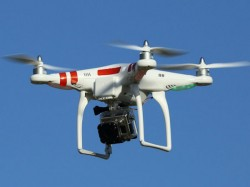 Aurangabad Police Acquire Drones With Chilli Powder