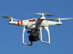 Drone Strikes Against Mosquitoes Ahmedabad Gujarat Eradicate Malaria
