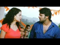 Kangna Ranaut Has Serious Problem With Prabhas